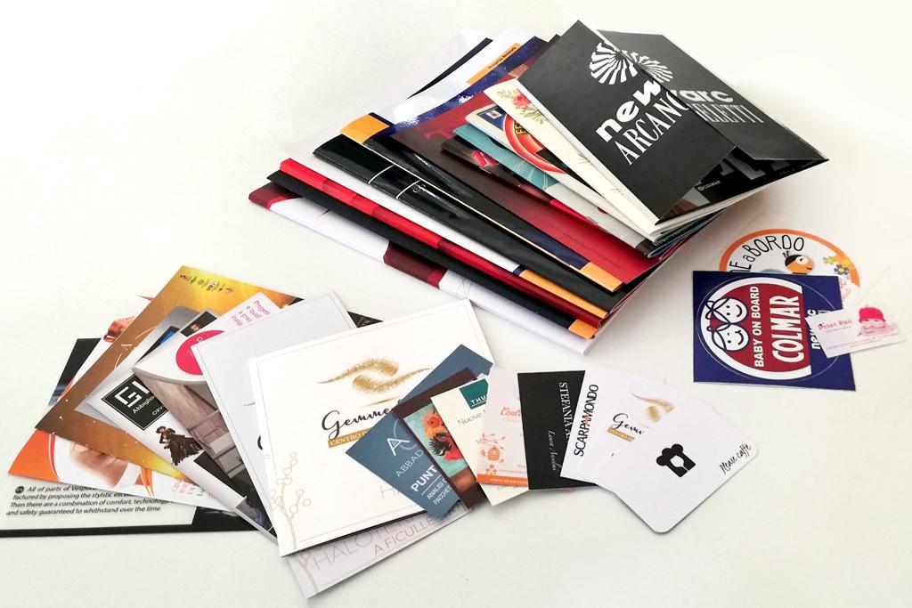 foto stampa e grafica depliant e volantini per clienti in Umbria, Toscana e Lazio